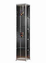 Vitrine SDB 115-400 techn led mag 400x400x2000mm