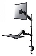 PC arm Neomounts D500 10-27