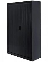 Roldeurkast 50H zwart