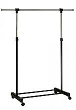 Kledingrek Unilux Extend chroom/zwart
