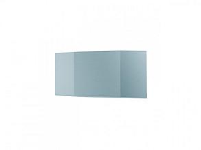 Wandbord Sigel akoestiek 800x400x65mm lichtblauw