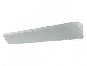 Hoekelement Sigel akoestiek 1200x150x150mm lichtgrijs