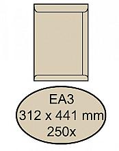 Envelop Quantore akte EA3 312x441mm cremekraft 250stuks