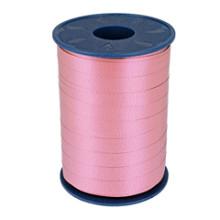 Krullint 10mm x 250 meter kleur roze 020