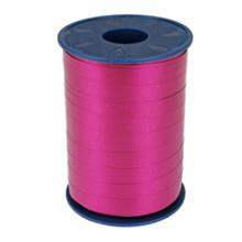 Krullint 10mm x 250 meter kleur roze hardroze 606