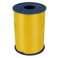 Krullint 5mm x 500 meter kleur geel jaune 605
