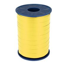 Krullint 5mm x 500 meter kleur geel vanille 615