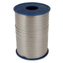 Krullint 5mm x 500 meter kleur grijs etain 731