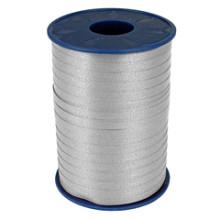 Krullint 5mm x 500 meter kleur zilver argent 631