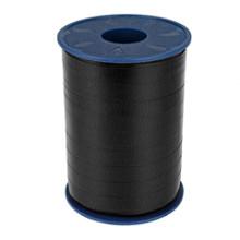 Krullint 10mm x 250 meter kleur zwart noir 613