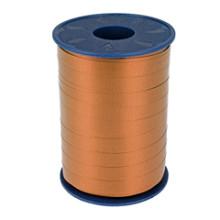 Krullint 10mm x 250 meter kleur bruin brons 623