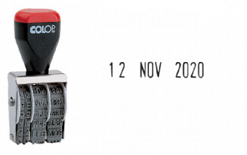 Datumstempel Colop 03000 niet zelfinktend 3mm
