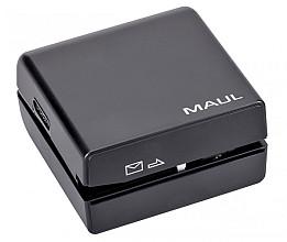 Briefopener MAUL Electrisch incl 4 batterijen 7.4x7x4cm blister à 1 stuk