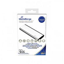 Harddisk 3.0 MediaRange externe SSD, 240GB