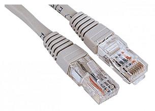 Kabel Hama CAT5e UTP 10m grijs