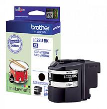 Inktcartridge Brother LC-22U zwart