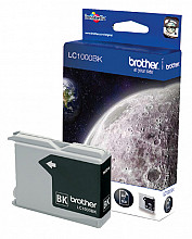 Inktcartridge Brother LC-1000BK zwart