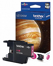 Inktcartridge Brother LC-1240M rood