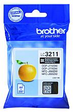 Inktcartridge Brother LC-3211 zwart