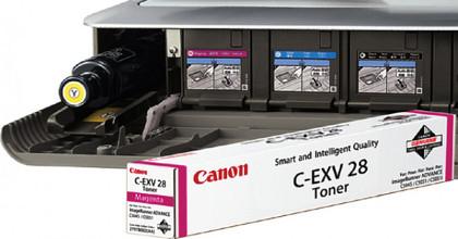 Tonercartridge Canon C-EXV 28 rood