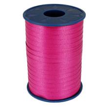 Krullint 5mm x 500 meter kleur  roze hardroze 606