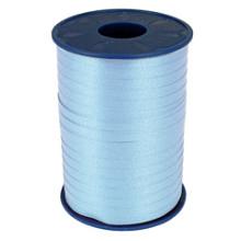 Krullint 5mm x 500 meter kleur blauw ciel/hemelsblauw 602