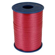 Krullint 5mm x 500 meter kleur  rood bordeaux 018