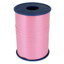 Krullint 5mm x 500 meter kleur roze 020