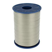 Krullint 10mm x 250 meter kleur grijs etain/tin 731