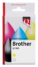 Inktcartridge Quantore Brother LC-900 geel