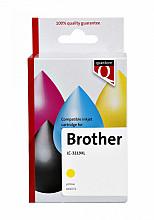 Inktcartridge Quantore Brother LC-3219XL geel