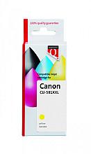 Inktcartridge Quantore Canon CLI-581XXL geel