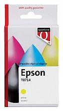 Inktcartridge Quantore Epson T071440 geel
