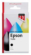 Inktcartridge Quantore Epson T129140 zwart