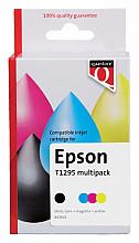 Inktcartridge Quantore Epson T129545 zwart + 3 kleuren
