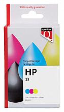 Inktcartridge Quantore HP C1823D 23 kleur