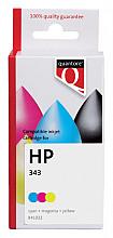 Inktcartridge Quantore HP C8766EE 343 kleur