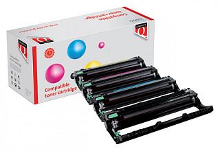 Drum Quantore Brother DR-241CL zwart + 3 kleuren