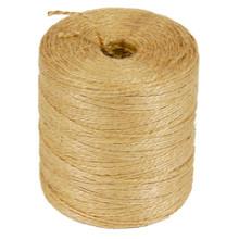 Jute touw naturel +/- 425 mtr op klos