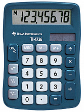 Rekenmachine TI-1726