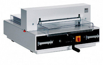Stapelsnijmachine Ideal 4350