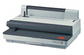 Inbindmachine GBC Surebind systeem 2