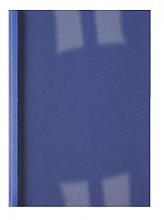 Thermische omslag GBC A4 3mm linnen donkerblauw 100stuks
