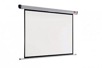 Projectiescherm Nobo wand 240x160cm
