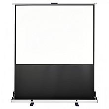 Projectiescherm Nobo draagbaar 162x122cm vloermodel
