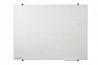 Glasbord Legamaster 90x120cm wit