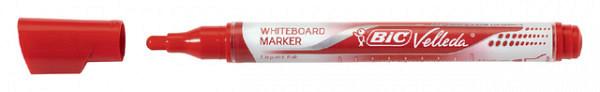 Viltstift Bic Liquid whiteboard rond rood medium