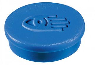Magneet Legamaster 35mm super 2500gr blauw 2stuks