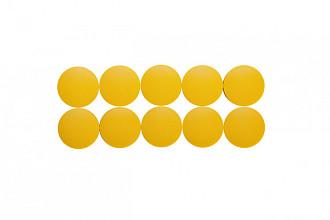 Magneet MAUL Solid 38mm 2500gr geel