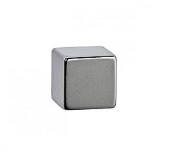 Magneet MAUL Neodymium kubus 20x20x20mm 20kg nikkel